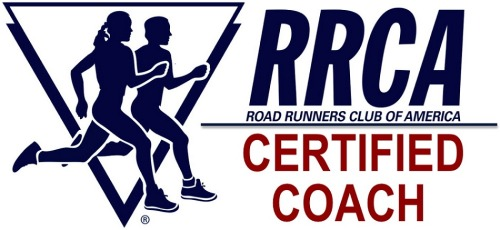 RRCA Certified Coach Badge