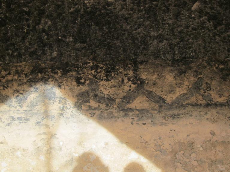 image of Bandelier petroglyphs